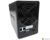 Synology DS715 NAS - Rear Fan and Conectivity