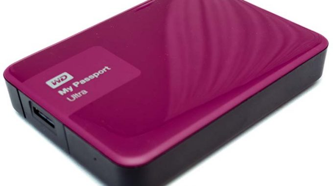 WD My Passport Ultra 2TB Portable 2 5-Inch Hard Drive Review