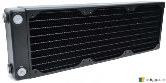 XSPC RayStorm D5 RX360 V3 Watercooling Kit - Radiator