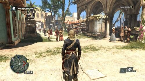Assassin's Creed IV Black Flag - Best Playable (4K) - EVGA GeForce GTX 980 Ti FTW