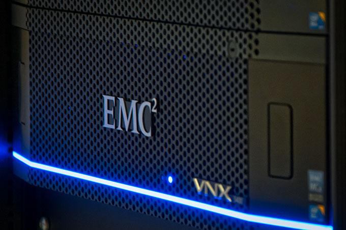 EMC VNX SAN
