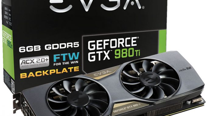 EVGA GeForce GTX 980 Ti FTW Graphics Card Review – Techgage