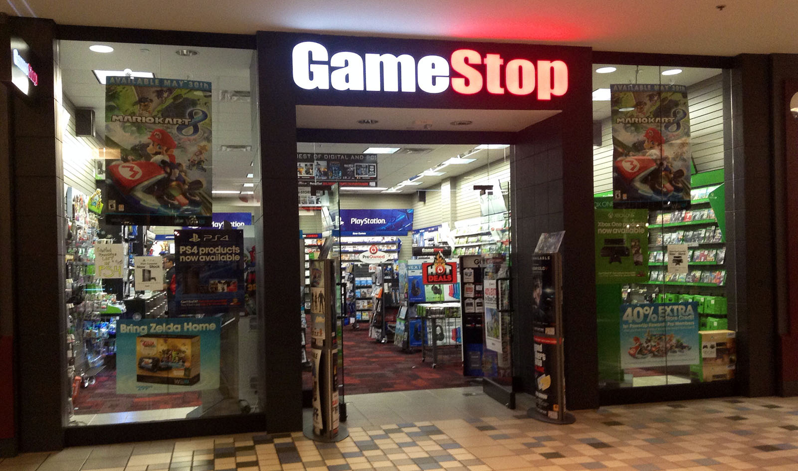 Steam Soon To Grace GameStop, EB Games & GAME UK Retail Stores ...