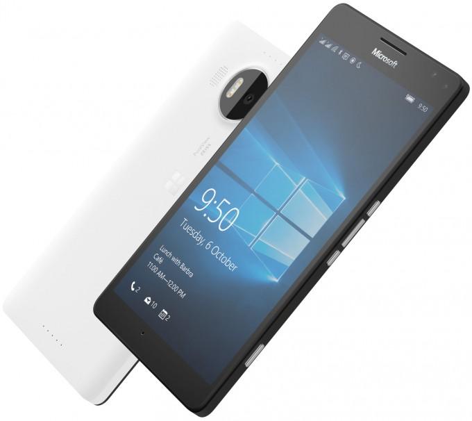 Microsoft Lumia 950 XL Flagship Smartphone