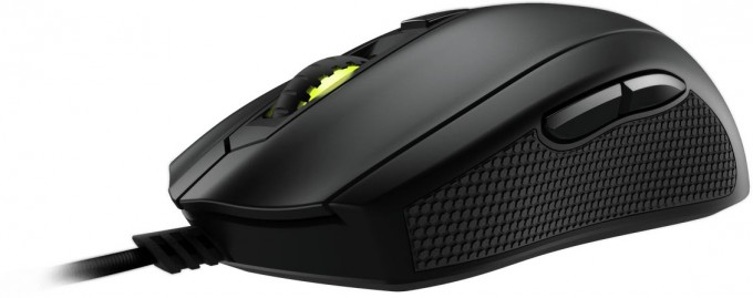 Mionix Castor Gaming Mouse - Right Side Press Shot