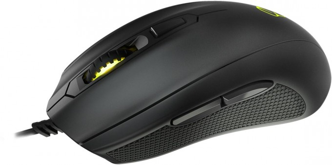 Mionix Castor Gaming Mouse - Side Top Press Shot