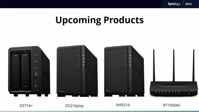 A Quick Look At Synology's DSM 6 0, DS716+ NAS & RT1900AC Router