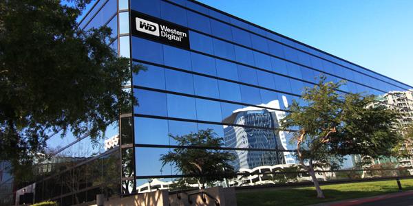 WD Headquarters In Irvine Calfornia