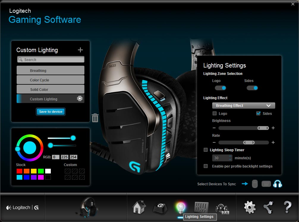 Logitech G633 Artemis Spectrum RGB 7 1 Surround Sound Headset Review