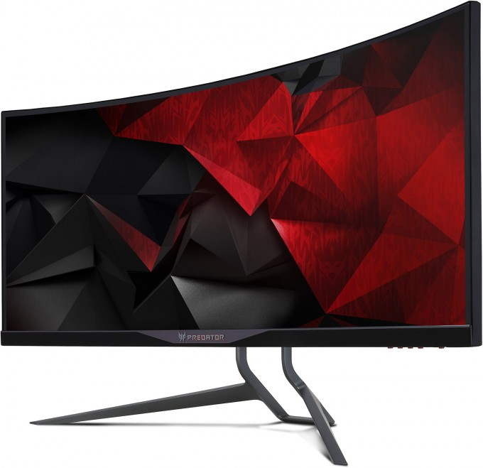 Acer Predator X34 Ultra-wide Curved G-SYNC Gaming Monitor