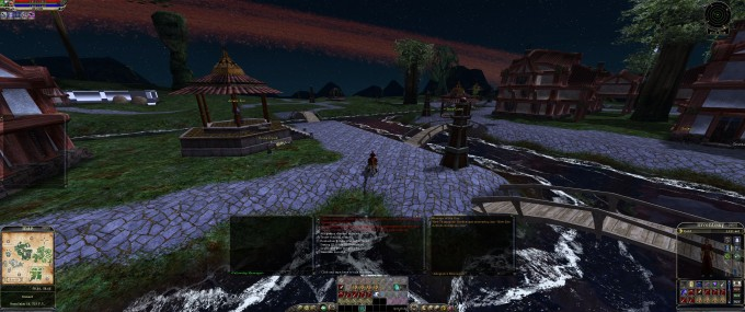 Asheron's Call 2 at 3440x1440 Resolution