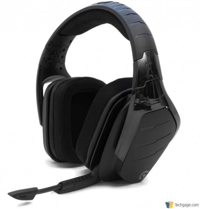 Logitech G633 Headset - Press Shot