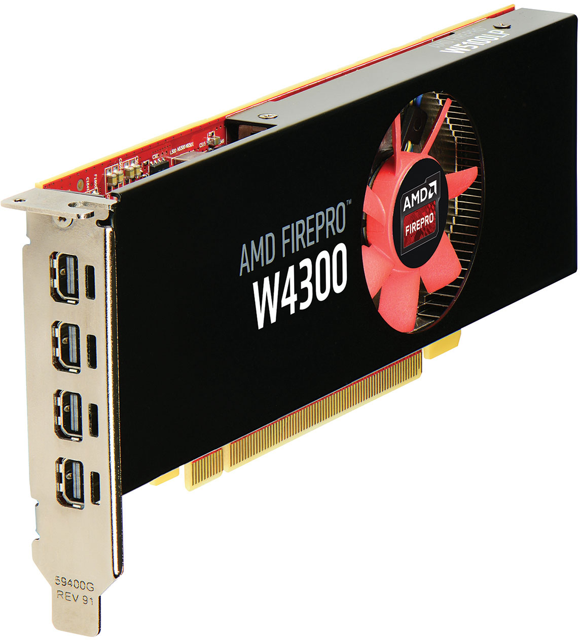A Quick Look At AMD's FirePro W4300 Workstation Graphics