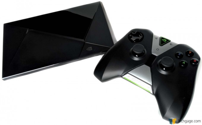 Tegra On The Small Screen: NVIDIA SHIELD Android TV Review