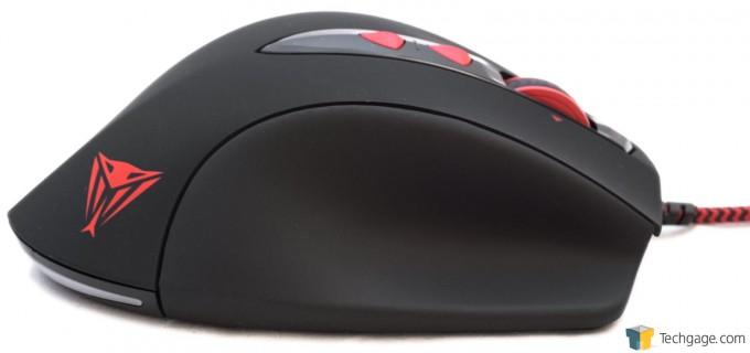 V560 Right Profile