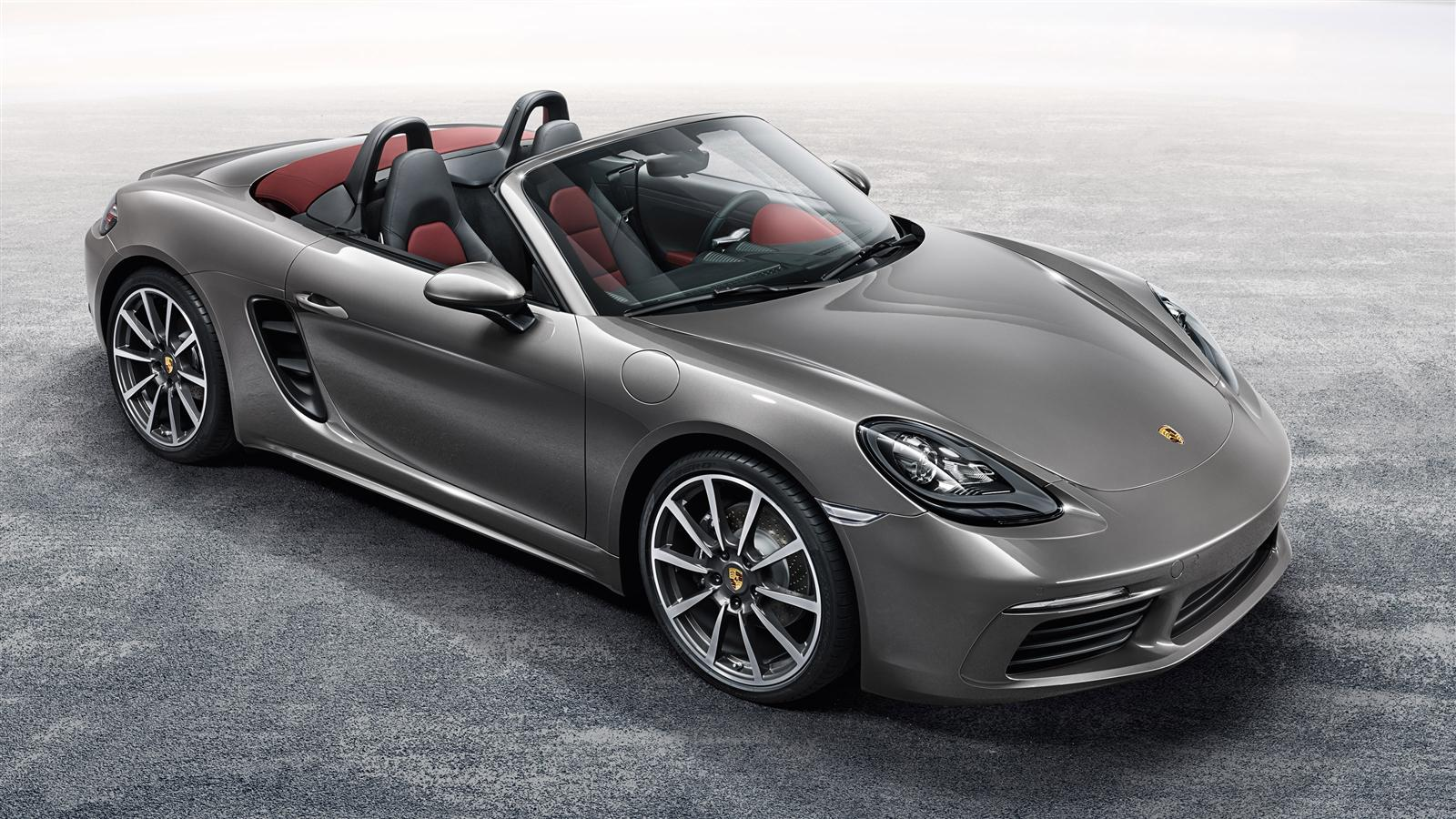 porsche s type 718 boxster cayman gets upgrades techgage. Black Bedroom Furniture Sets. Home Design Ideas