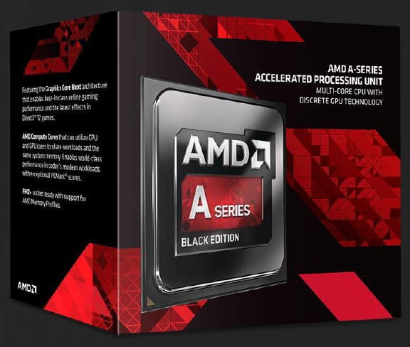 AMD APU Box