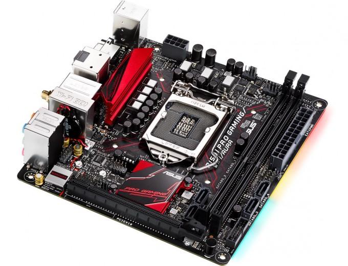 ASUS B150I Pro Gaming Wifi Aura Motherboard