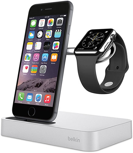 Belkin Valet Dual iDevice Charger