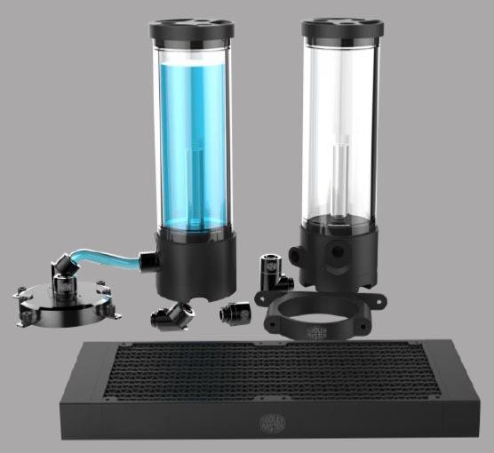 Cooler Master CES 2016 MasterLiquid Maker Kit