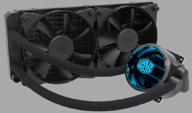 Cooler Master CES 2016 MasterLiquid Pro AIO Cooler