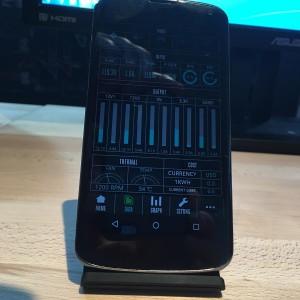 Cooler Master MasterWatt Maker 1200 PSU Android App