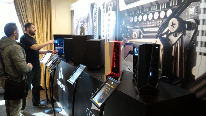 Corsair CES 2016 Chassis Line-Up