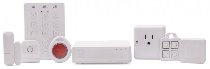 Iris Home Automation From Lowes