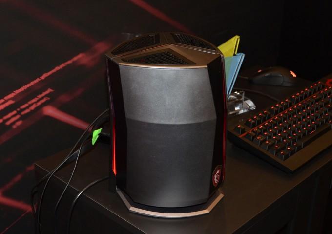 MSI Vortex Gaming PC