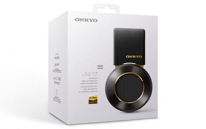 Onkyo A800 Headphones