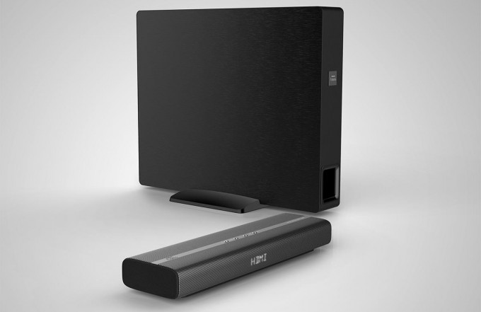 Philips Fidelio Compact soundbar