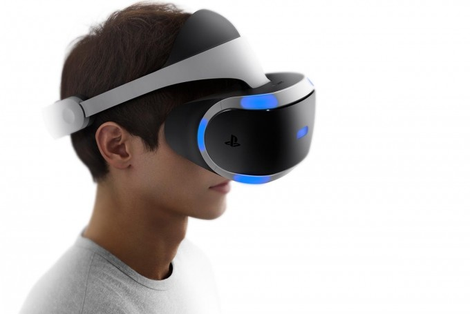Sony PlayStation VR - Project Morpheus