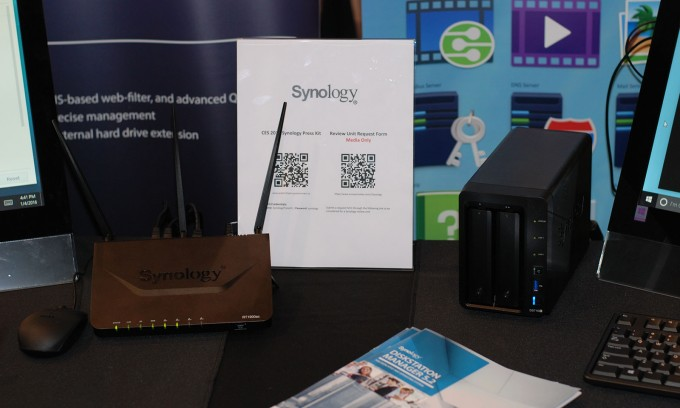 Synology RT1900ac Router and DS716+ NAS