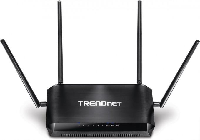TRENDNet TEW-827DRU AC2600 StreamBoost MU-MIMO Router