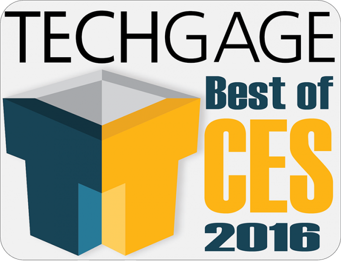 Techgage Best of CES 2016