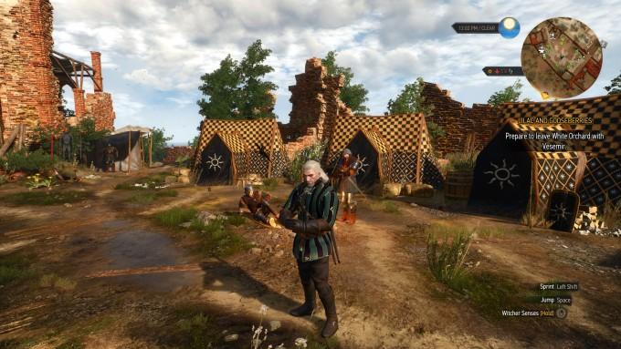 The Witcher III Wild Hunt - 2560x1440