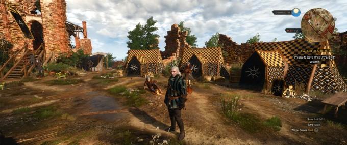 The Witcher III Wild Hunt - 3440x1440