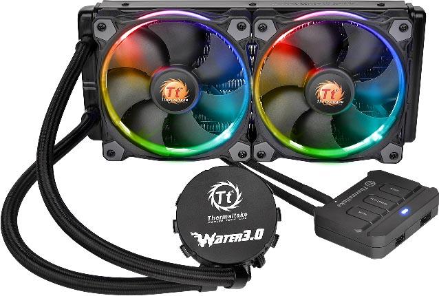 Thermaltake Water 3.0 Riing RGB 240