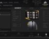 Corsair Scimitar RGB CUE Software 01 - Key Assignment
