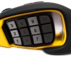 Corsair Scimitar RGB MMO Mouse - Thumb Button Slider Forward