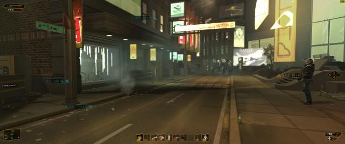 Deus Ex Human Revolution - 3440x1440 100Hz