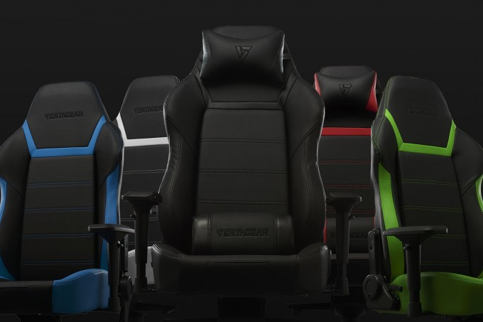 Vertagear PL6000 Gaming Chair Series