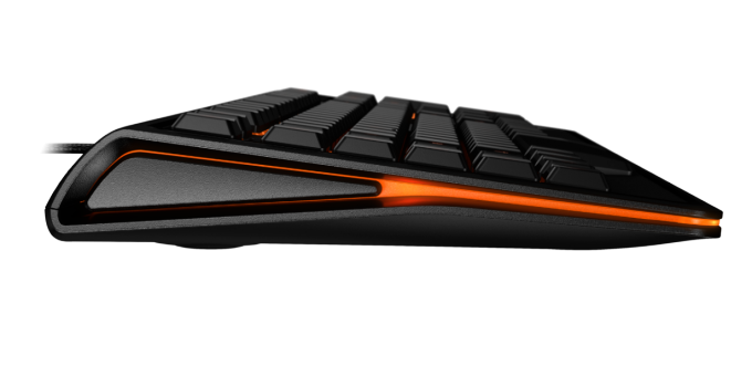 SteelSeries Apex M800 - Press Shot Profile