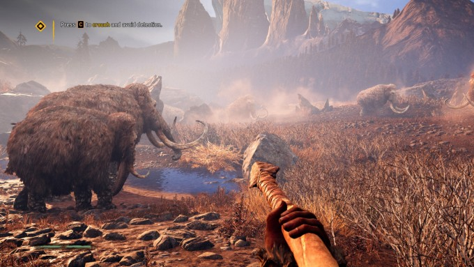 Far Cry Primal - Eurocom Monster 4 (1080p)