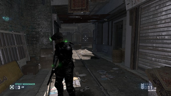 Tom Clancy's Splinter Cell Blacklist - Eurocom Monster 4 (1440p)