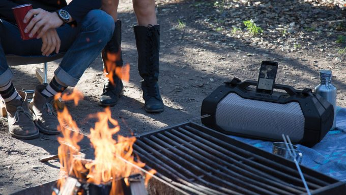 Braven BRV-XXL Speaker - Outdoor Shot
