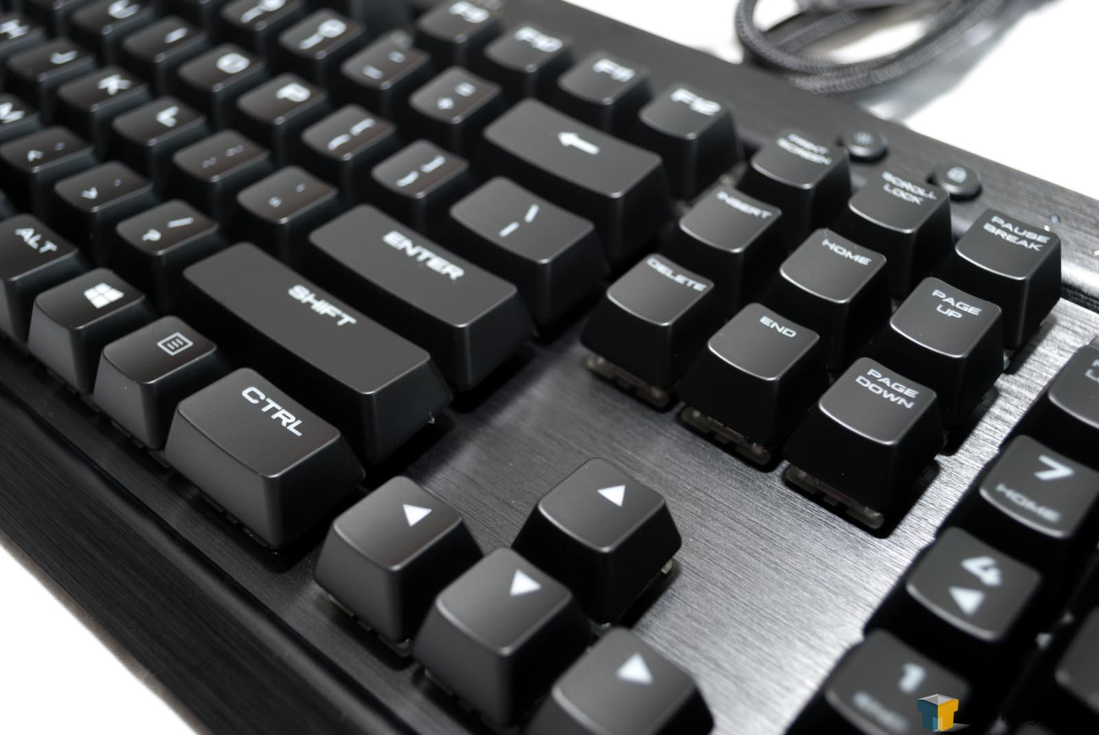 A Review Of The Refreshed Corsair K70 – The K70 RGB RAPIDFIRE
