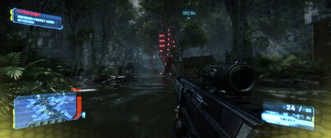 Crysis 3 Best Playable - NVIDIA GeForce GTX 1080 (3440x1440)