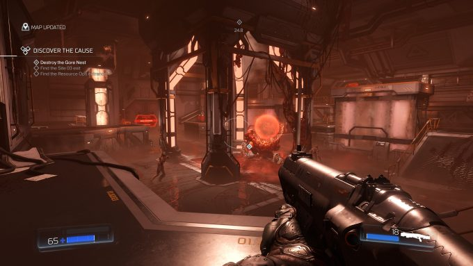 DOOM Best Playable - NVIDIA GeForce GTX 1080 (3840x2160)