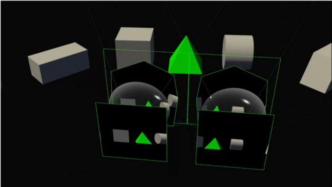 GTX 1080 Multi-Viewport VR Lens Correction